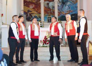 8. Susret klapa Dalmatinske zagore